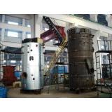 0.7 - 1.6Mpa  Steam Boiler Fuel Oil / Coal fired steam Boil