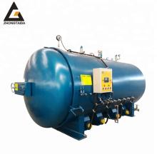 Semi-automatic Control High Temperature Pressure Autoclave / Hot Sale Rubber Vulcanizer