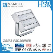 Luz de inundação exterior impermeável do diodo emissor de luz da alta qualidade 100W com IP66
