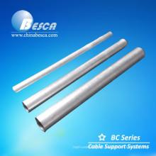 Precio bajo Besca Tube Suppliers Steel Electrical EMT Conduit