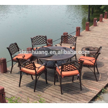 Outdoor furniture garden chairs and table cafe 5pcs dining sets
