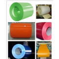 Top Selling PPGI / Anti-Corrosão Material de Construção PPGI Bobina de Aço com fornecedor chinês PPGI Coil Preço