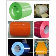Haut de gamme PPGI / Matériau de construction anti-corrosion PPGI Steel Coil avec fournisseur chinois PPGI Coil Price