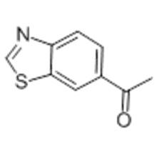 Ethanone, 1-(6-benzothiazolyl)- (9CI) CAS 19989-35-6