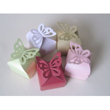 Printed Color Paper Wedding Box