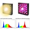 Luzes para plantas LED Aglex 600w Full Spectrum COB