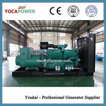 800kw Diesel Generator Powered by Cummins Engine (KTA38-G2A)
