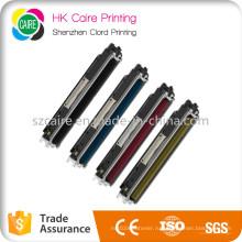 Совместимость 126А/CE310A/311А/313А/312А Тонер картридж для HP