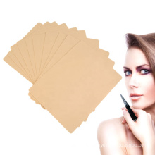 20 x 15 Wholesale Blank Double Sides Practice Tattooing Second Skin Tattoo Practice Sheet For Training School