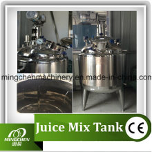 Mc Food Grade Stainless Steel Shampooing Mixing Tank