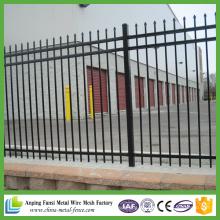China Lieferant Low Carben Stahl Garten Sicherheit Zaun