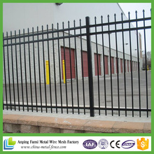 Proveedor de China Bajo Carben Steel Garden Security Fence