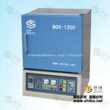 Ce four de moufle de boîte de laboratoire certifié (boîte-1200) avec le prix usine et la meilleure qualité