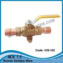 Brass Gas Ball Valve (V25-102)