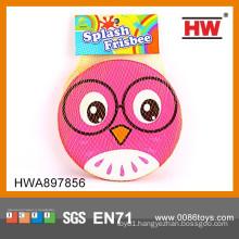 New Design Kids Outdoor Toy Cartoon Soft Frisbee