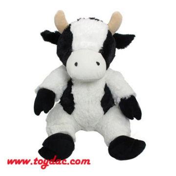 Stuffed Eco Holstein Cow