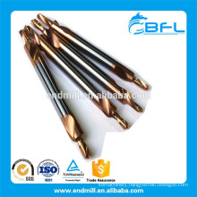 BFL Solid Tungsten Carbide Centre Drills