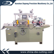 CE Approved Printed Adhesive Label Die Cutting Machine