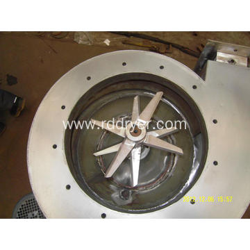 Iron Oxide Spin Flash Dryer