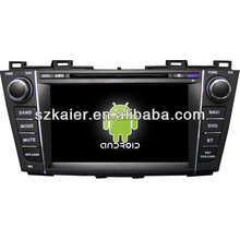 Android-System Dual-Core-Auto zentrale Multimedia für Mazda 5 mit GPS / Bluetooth / TV / 3G / WIFI