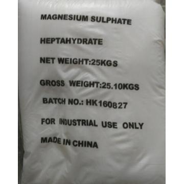 white crystals Calcium Nitrate for fertilizer