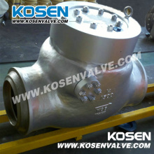 Cast Steel Pressure Seal Swing Check Valve (H64Y)