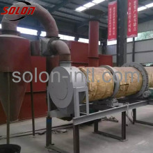 Wood Sawdust Rotary Drum Dryer with High Efficiency