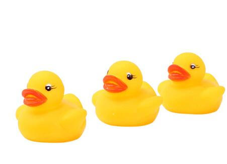 Rubber Duck water toys for kids