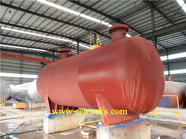 Domestic 15000 Litres LPG Underground Tanks