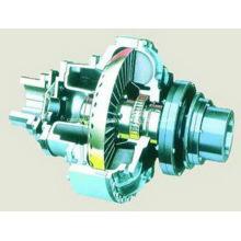 CNC Steel Parts Pump Wheel