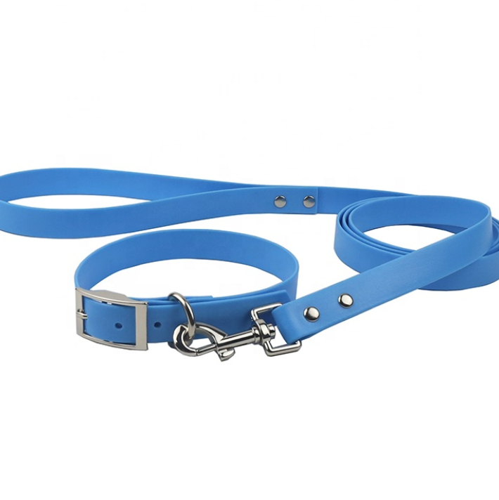 Waterproof Coated Webbing Dog Leash