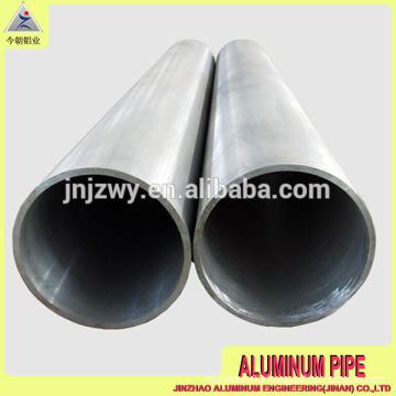 6063 extruded aluminum pipes with big diameter