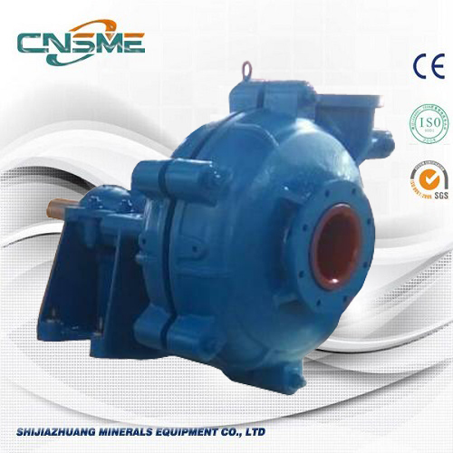 Pump Slurry Plant Quartz