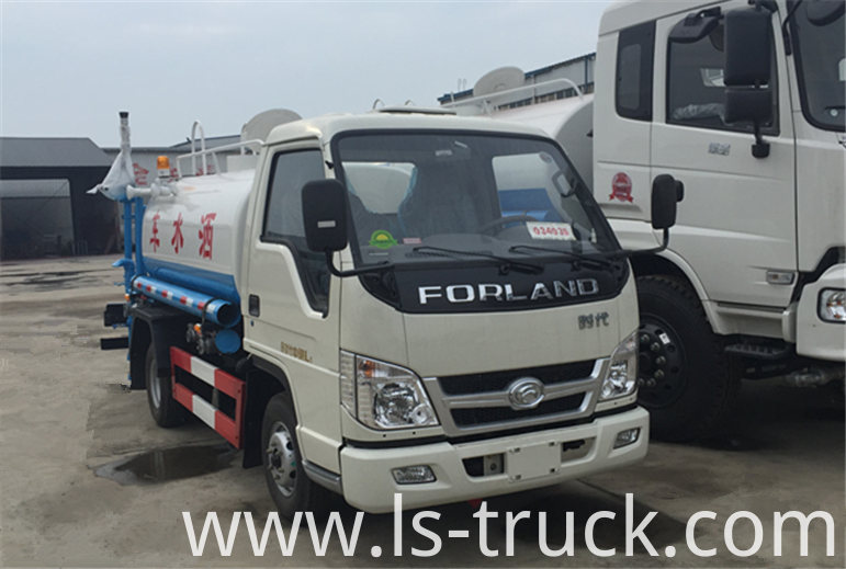 forland small truck