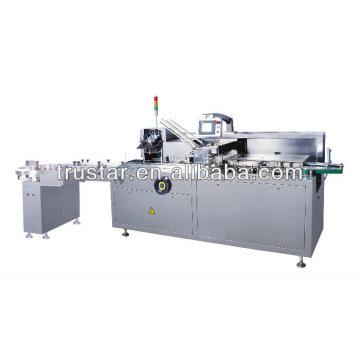 Automatic Bottle Cartoning Machine