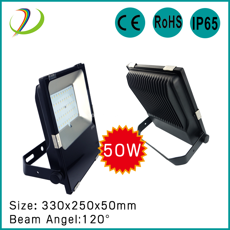 Projecteur LED 50W à 120 degrés LED IP65
