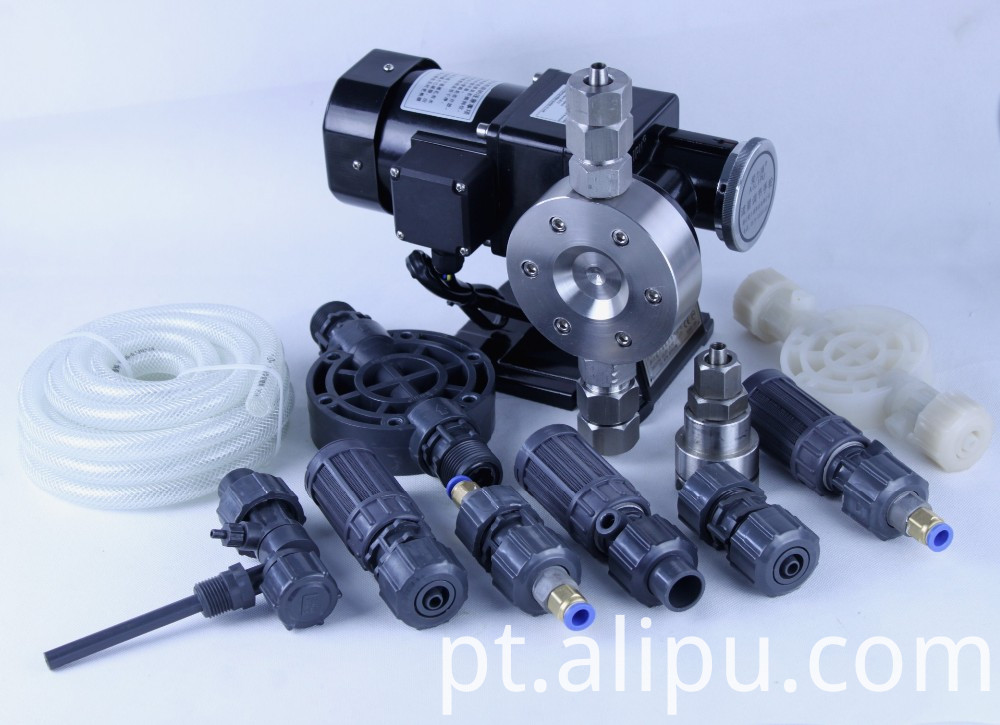 Water Treatment Pump for Aluminum Sulfate