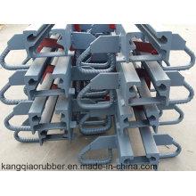 Juntas de expansión elastoméricas de puente de alta calidad vendidas en Italia