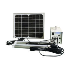 10w Solar Panel Lighting System