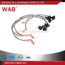 Fio do plugue de faísca qualidade agradável kit de cabos de ignição WR4062 para FORD