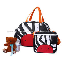 Mummy Bags, Special for Mom and Baby, Useful to Put Diaper and Bottle in Bag