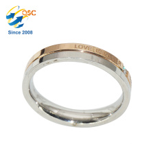 Stainless Steel Wedding Ring For Women