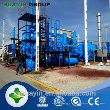 La technologie de craquage thermique utilisé la machine de recyclage de caoutchouc