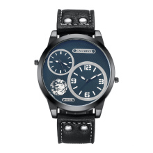 Reloj de pulsera militar 6852 para hombre en talla 48 mm