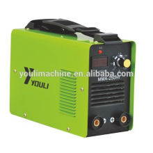 Steel shell digital display mma welding machine 220v