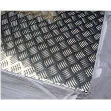 1050 3003 5052 для лифтов, алюминиевая пластина протектора с противоскользящим покрытием