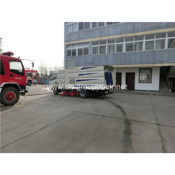 Cheap road sweepers broomer truck for sale