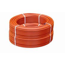 КТМ Красный лазер Пекс-Ал-Пекс (ПНД) трубы, алюминий Пластиковые (горячая вода) Труба