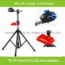 Stand de reparação de trabalho de bicicleta ajustável de qualidade superior