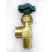 QF-40 Oxygen, Argon, Nitrogen Gas Cylinder Valve